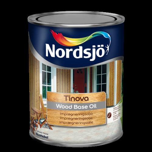 Nordsjö Tinova Wood Base Oil